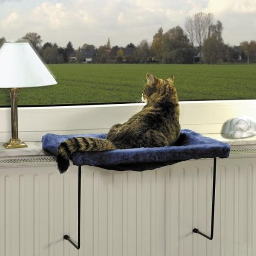 Lit pour chat kitty rama pour rebord de fen tre 40 x 50 cm for Fenetre 50 x 70
