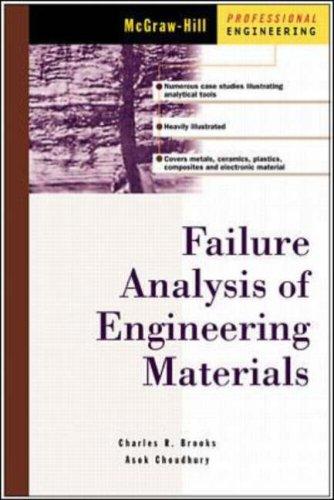 Failure analysis engineering essay