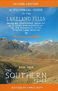 The Southern Fells, Second Edition (Wainwright Pictorial Guide to the Lakeland Fells)