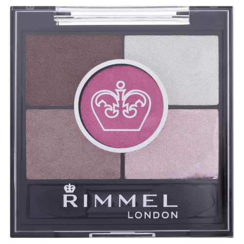 Rimmel Glam'Eyes, Palette make up da 5 ombretti, Pinkadily Circus