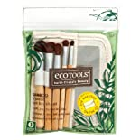 Ecotools Eye Brush Set, 6 Piece, Bamboo