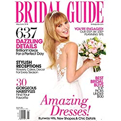 1-Year (6 Issues) of Bridal Guide Magazines Subscription