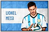 Messi Posters - Lionel Messi - FC Barcelona Sports Poster - Messi Posters for room -Messi Posters Barcelona - Motivational Inspirational football Quotes posters for room - 21