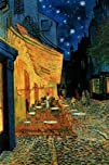 The Café Terrace on the Place du Forum, Arles, at Night, c.1888 Poster Print by Vincent van…