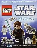 Lego Star Wars, le Livre Stickers : les Héros
