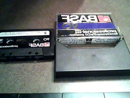 Basf Systems, Division Of Basf Wyandotte Corp. Basf 90 Professional Iii Ferrichome (Fecr) Position 2 X 45 Mins #P/N 54308 (1 Audiotape Cassette Tape Version)