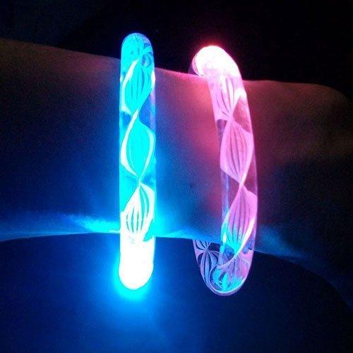 Как сделать светящий браслет в домашних условиях - СтеллСервис
