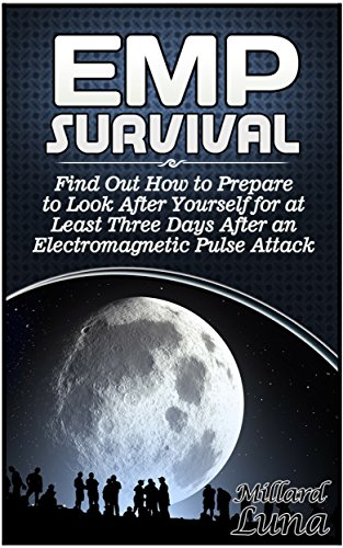 How to survive after a emp jammer