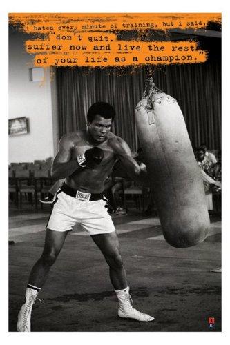 Empire 330611 Muhammad Ali, Poster, 61 x 91.5 cm