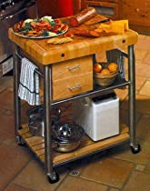 Hot Sale Kitchen Cart - Cucina Toscano