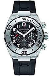 Hamilton Khaki Navy Sub Auto Chrono Men's Automatic Watch H78716333