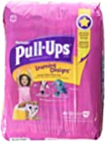 Pull-Ups Learning Design Training Pants, 4T-5T, Girls, 42 ct