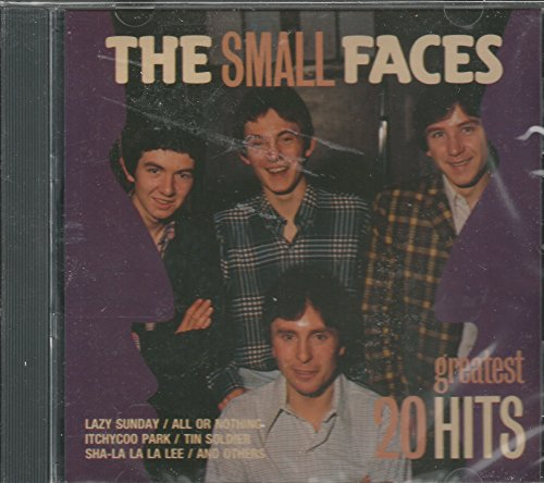 Small Faces - 20 Greatest Hits - Zortam Music
