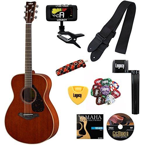 yamaha-fs850-small-body-guitar-solid-mahogany-top-mahogany-back-and-sides-with-legacy-accessory-bund