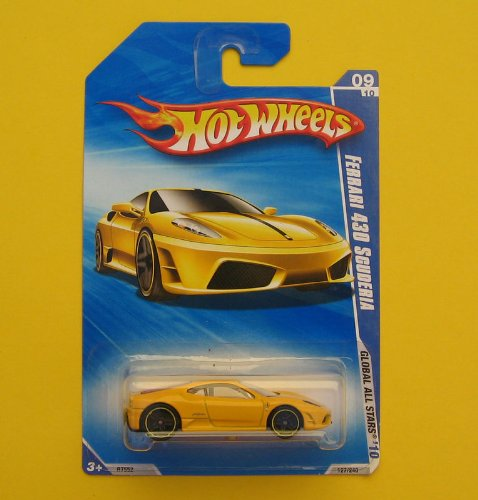 Hot Wheels Ferrari 430 Scuderia - 1