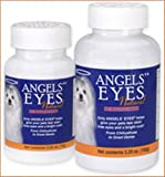 Angels Eyes Natural Tear Stain Eliminaton and Remover, Chicken Flavor, 300 gm