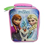 Frozen Slimline Lunch Bag 'Elsa, Anna...
