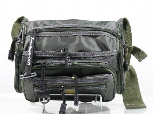 Bravo Fashion Unisex Olive Cross Body Handbag