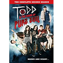 Todd & the Book of Pure Evil: The Complete Second Season