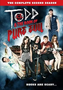 Todd & the Book of Pure Evil: Season 2
