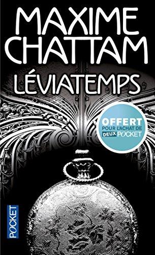 Édition spéciale - Léviatemps - Ne peut être vendu séparément - Offert uniquement pour l'achat de deux titres Pocket (voir conditions sur la page de l'opération)