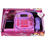 Disney Princess Pink Electronic Cash Register