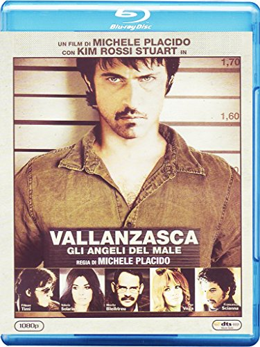 Vallanzasca - Gli angeli del male(+DVD+copia digitale) [Blu-ray] [IT Import]