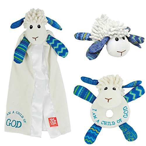 Wee Believers Levi the Little Lamb - Christian Bundle of 3 (Redneck Game compare prices)