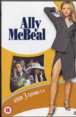 Ally McBeal Season 3 Episodes 1 - 4