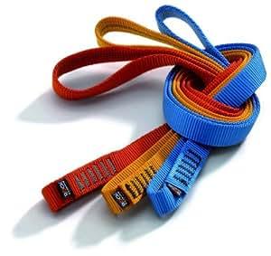 Rock Empire nylon sling climbing sling in 16mm or 20mm (16mm nylon, 120 cm / 47.2 inch)