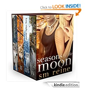 Seasons of the Moon Series by SM Reine