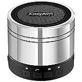 EasyAcc® Mini Portable Bluetooth Lautsprecher, Silber