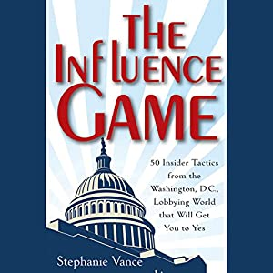 The Influence Game Audiobook