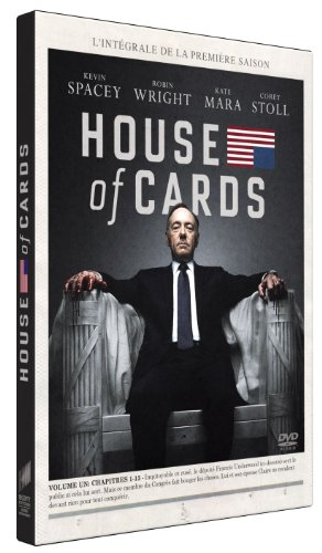 House of cards, saison 1 [Francia] [DVD]