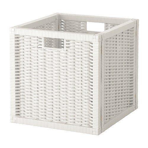 Ikea bran s cestino portaoggetti cubico compatibile con - Portaoggetti ikea ...