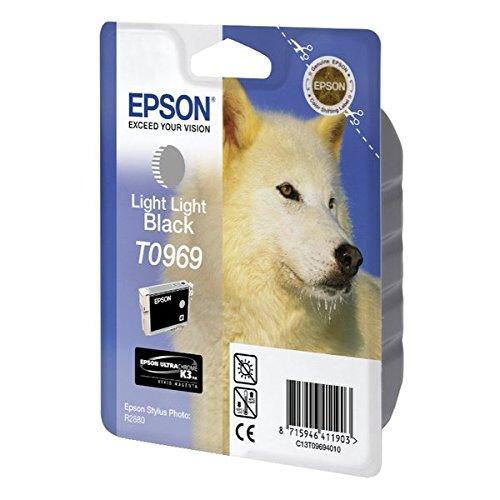 Epson T0969 Tintenpatrone Husky, Singlepack, hell hell schwarz