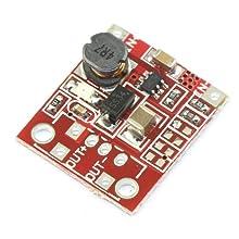 DROK® Slim Boost Converter Module DC 2.5-6V to 4-12V Voltage Regulator PSP/Phone Charge Mobile Power Supply DIY