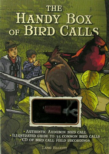The Handy Box of Bird Calls Bird Call Guide CD