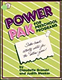 Power Pak for Preschool Programs: Skills Based Activity Units (Language Development, Sensory Awareness, Large and Small Motor Development, Spatial and Number Concepts, Art and Music Appreciation and More)