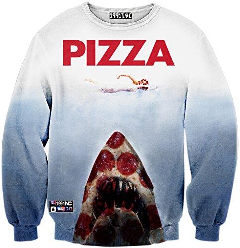 pizoff-unisex-hip-hop-sweatshirts-with-3d-digital-printing-3d-pattern-salami-pizza-shark-swimming-y1