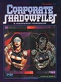 Corporate Shadowflies: A Shadowrun Sourcebook (Shadowrun 7113) (1555602118) by Findley, Nigel D.