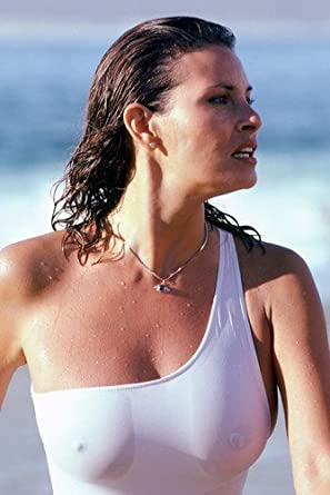 see thru white swimsuit at Amazon's Entertainment Collectibles Store