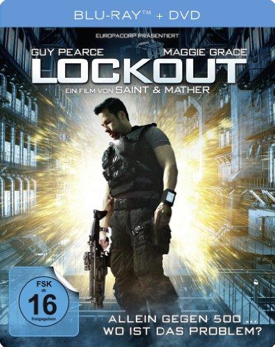 Lockout - Steelbook [Blu-ray]