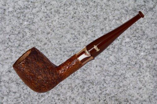 Savinelli Caramella Rustic (128) Tobacco Pipe