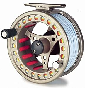 Vision Koma Fly Reels 6/7wt Champagne