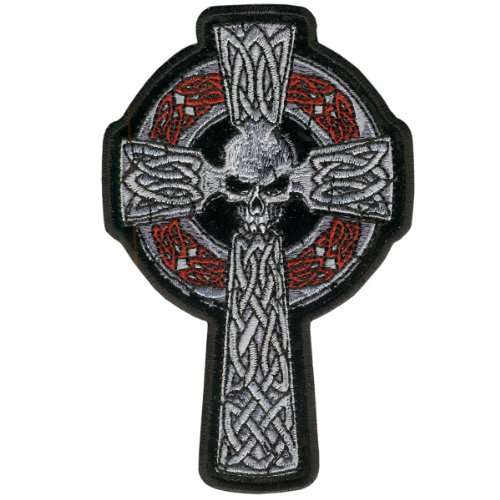 Hot Leathers Celtic Cross Patch (3