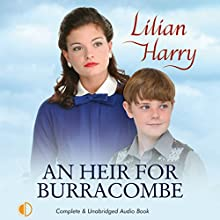 An Heir for Burracombe Audiobook by Lilian Harry Narrated by Anne Dover