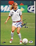 Heather Mitts 8x10 Signed Photo Team USA Women's Soccer PSA/DNA AB20836 - Autographed Soccer Photos