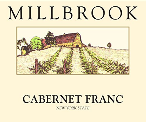 2013 Millbrook Winery Cabernet Franc New York State 750 Ml