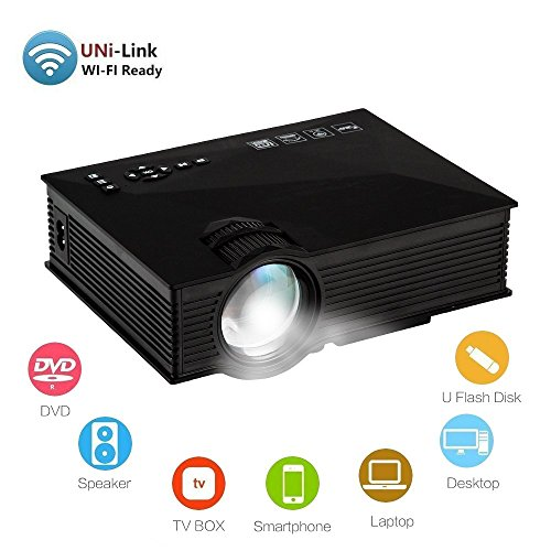 Uvistar-Wireless-Home-Cinema-Multimedia-Projector-Mini-Portable-LCD-LED-Projection-with-USBSDAVHDMIVGA-Support-1080p-1000-Lumens-IPIRUSBSDHDMIVGA
